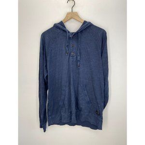 Lucky Brand 100% Cotton Long Sleeve Sweatshirt L